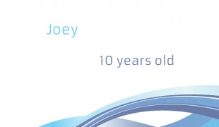 Case Study: Joey, 10 years old